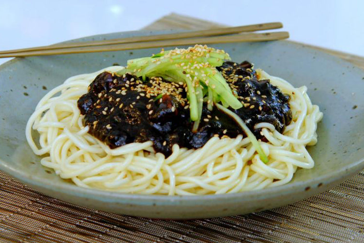 Chef Tsay Dry Noodles : Spicy Fried Tausi