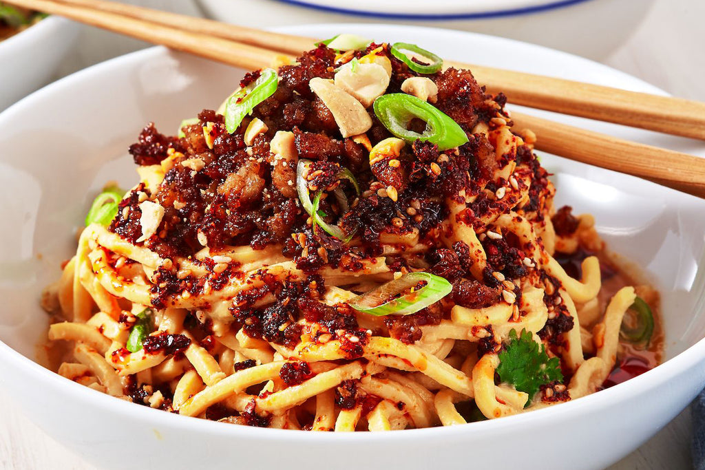 Chef Tsay Dry Noodles : Spicy Chili
