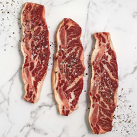 Prime Grade Angus Short Ribs (½-in)