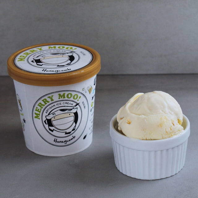 Merry Moo Ice Cream : Honeycomb