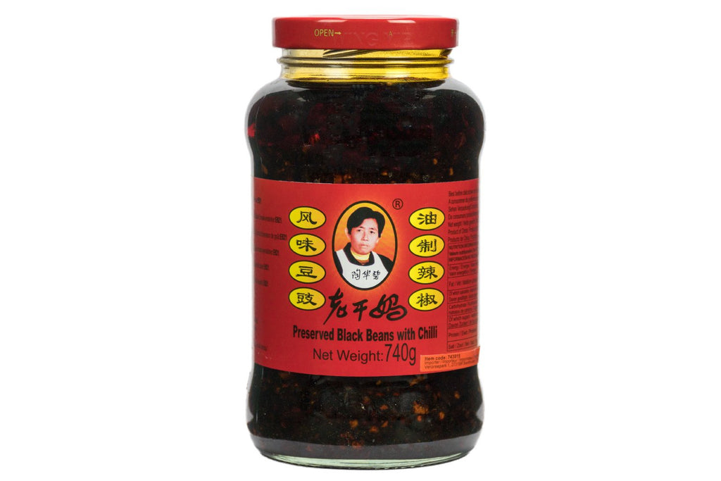 Lao Gan Ma Black Beans with Chili Oil