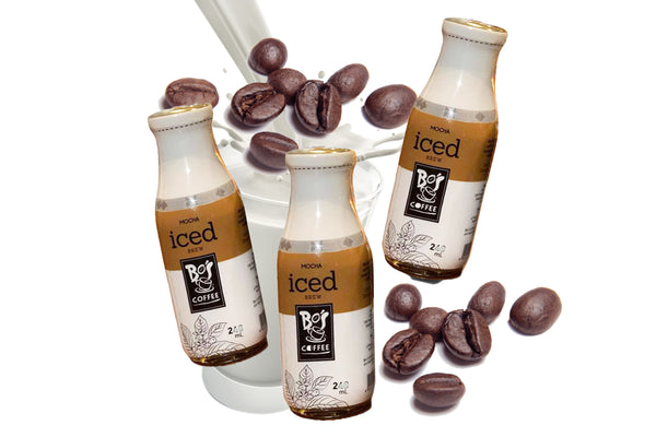 Bo's Coffee Iced Brew : Mocha (Pack of 3)