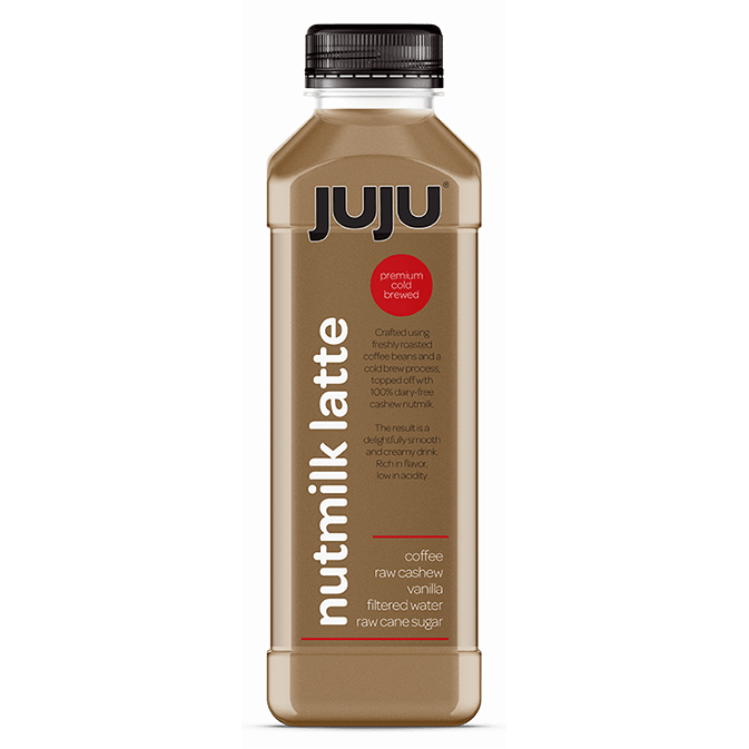 Juju Juices Nutmilk Latte