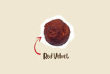 Scookies : Red Velvet