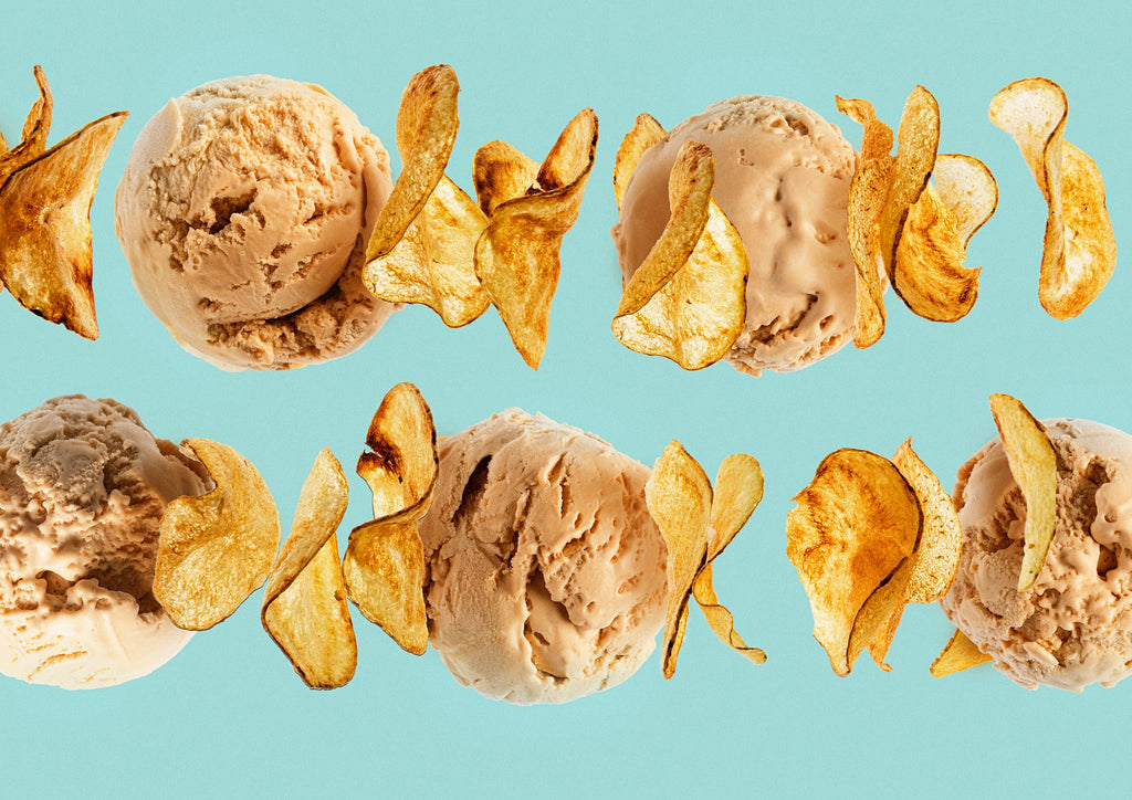 Carmen's Best Ice Cream : Salted Caramel