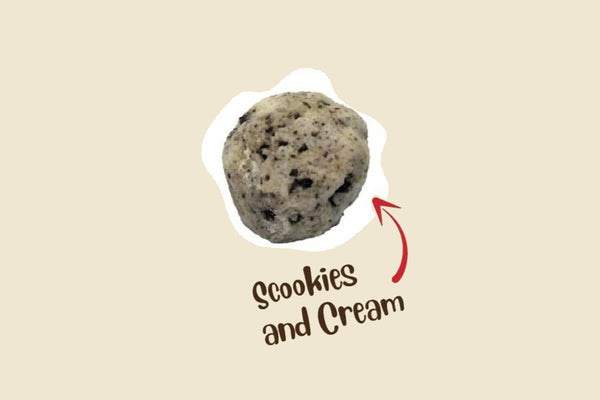 Scookies : Scookies & Cream