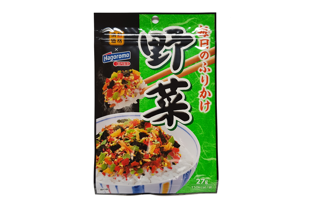 Furikake Vegetable