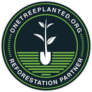 WE ARE EXCITED TO HAVE JOINED FORCES WITH ONETREEPLANTED.ORG