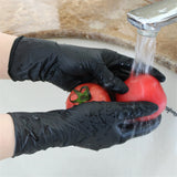 Black Kitchen and multi purpose gloves