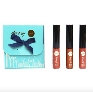ILOVEPINCH - DUBAI KIT MIXOLOGY MINI LABIALES LIQUID LIPSTICK - U