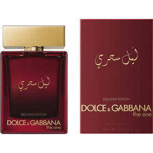 DOLCE & GABBANA - THE ONE MYSTERIOUS NIGHT EDP - HOMBRE