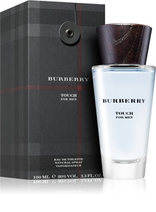 BURBERRY - TOUCH FOR MEN EDT - HOMBRE
