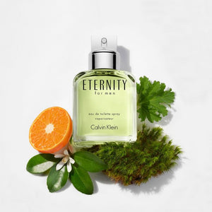 CALVIN KLEIN - ETERNITY FOR MEN EDT - HOMBRE
