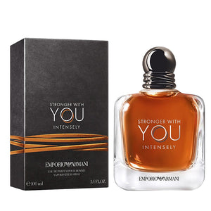 EMPORIO ARMANI - STRONGER WITH YOU INTENSELY ARMANI EDP - HOMBRE