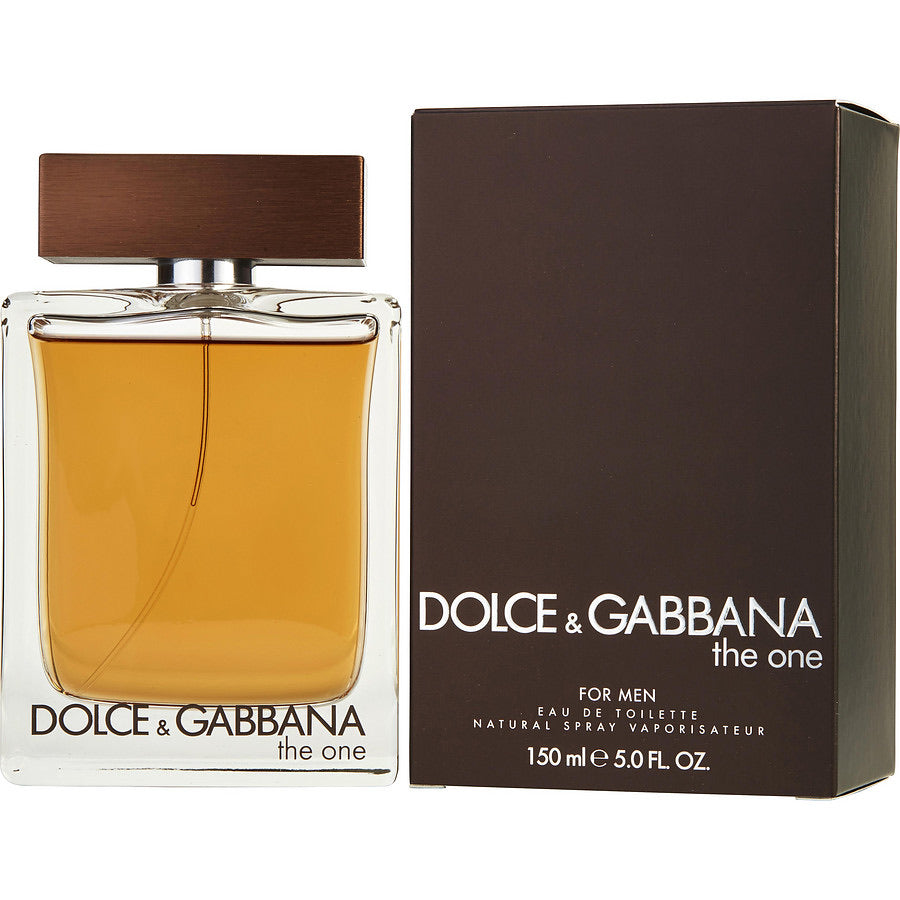 DOLCE & GABBANA - THE ONE POUR HOMME EDT - HOMBRE