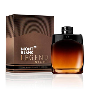 MONT BLANC - LEGEND NIGHT EDP - HOMBRE