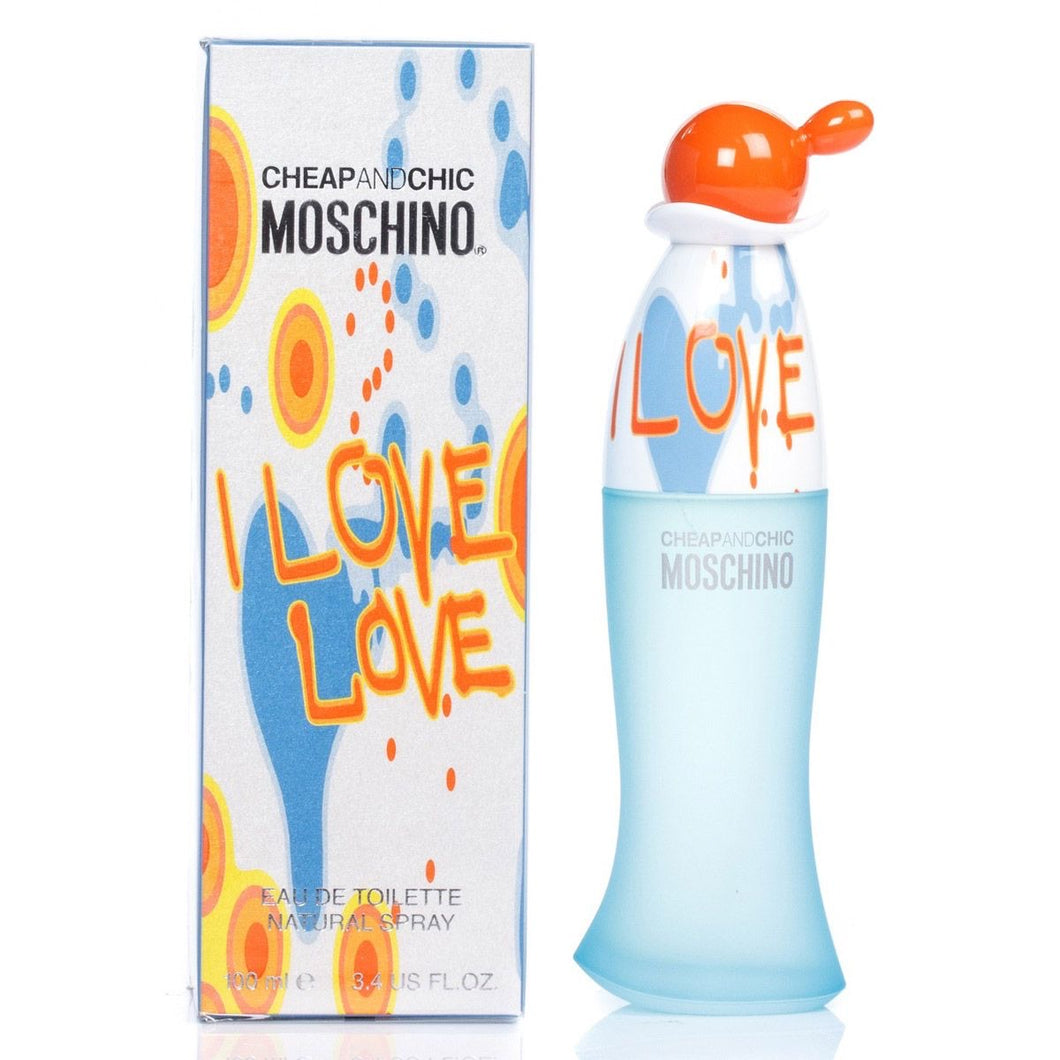 MOSCHINO - I LOVE LOVE EDT - MUJER