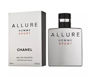 CHANEL - ALLURE HOMME SPORT EDT - HOMBRE