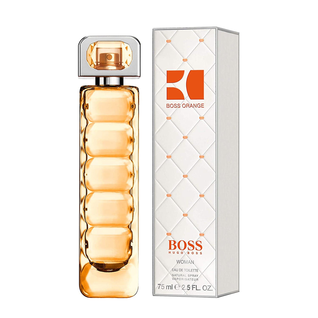 HUGO BOSS - ORANGE EDT - MUJER