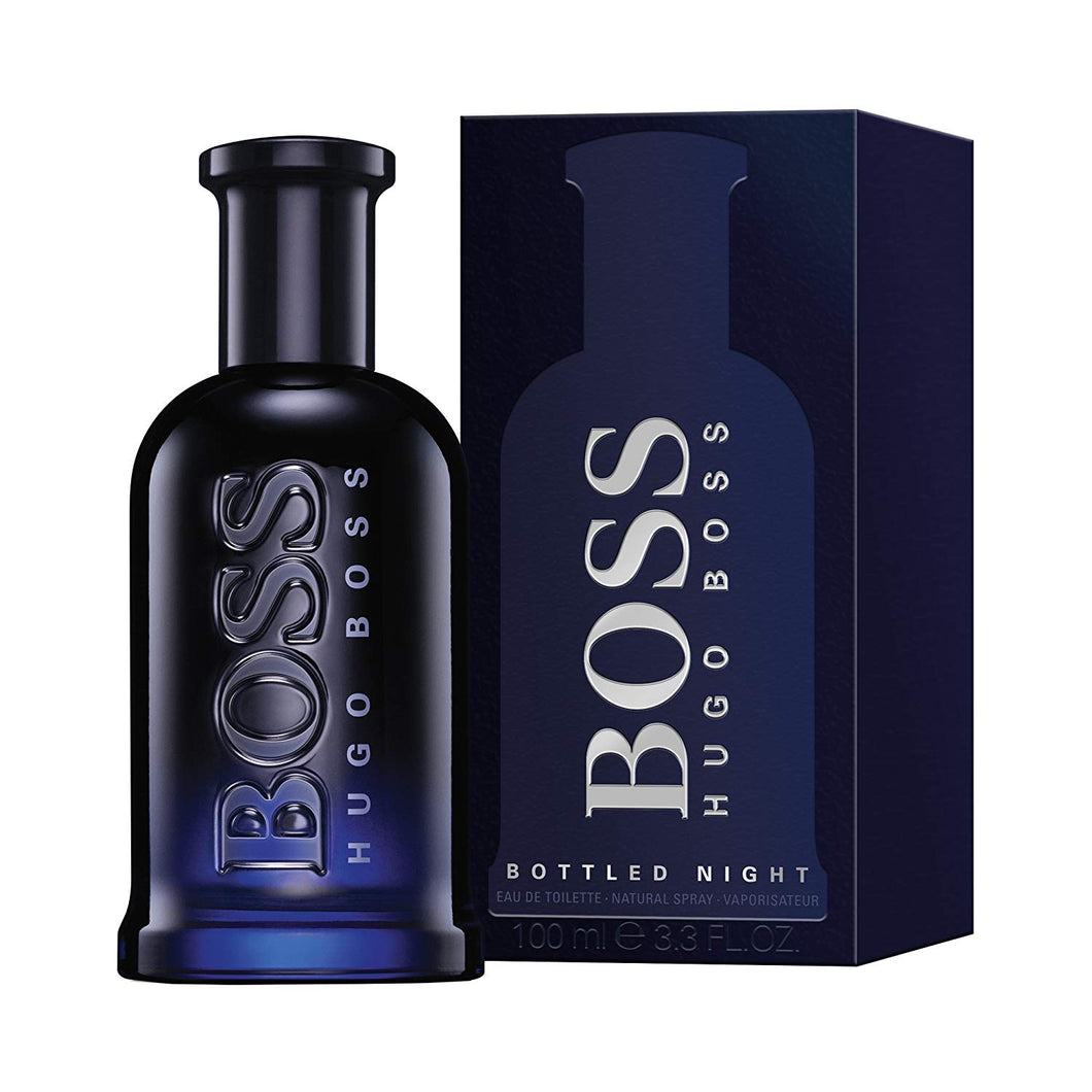HUGO BOSS - BOTTLED NIGHT EDT - HOMBRE