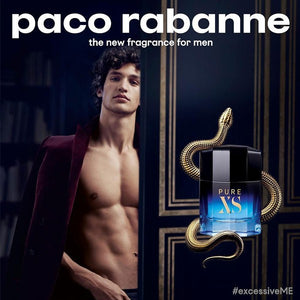 PACO RABANNE - PURE XS EDT - HOMBRE