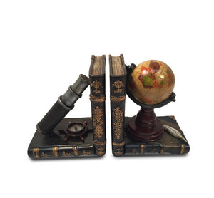 Old world Bookends