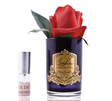 Load image into Gallery viewer, Mini rose diffuser carmine red