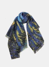Load image into Gallery viewer, Cotton art scarves