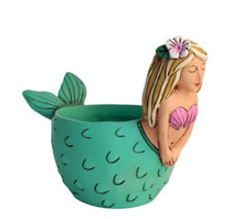 Load image into Gallery viewer, MERMAID planter W 26cm