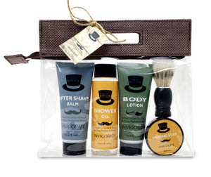 cleansing care grooming kit