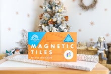 Load image into Gallery viewer, Learn & Grow Magnetic Tiles - 110 piece set - New Design