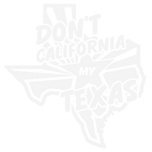 Load image into Gallery viewer, Don't California my Texas Decal | Car, Truck or UTV sticker!