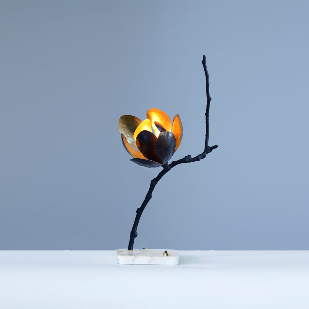 Georgina Magnolia Table Lamp