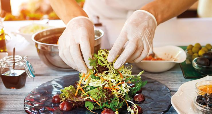 Guidelines For Proper Glove Use in Food Establishments