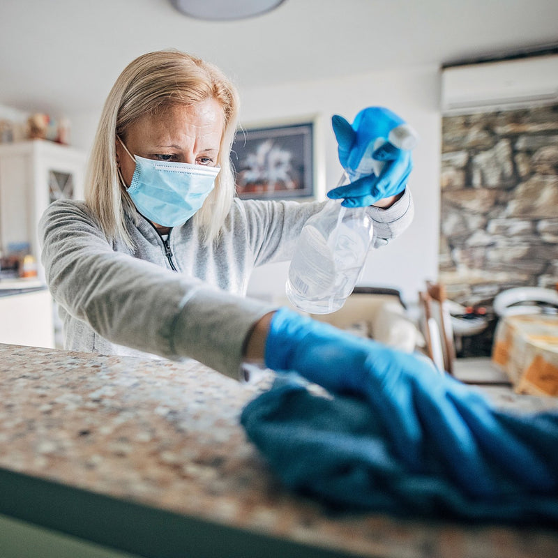 Cleaning And Disinfecting Your Home