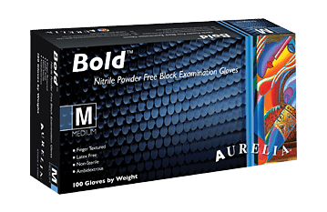 Bold Nitrile Powder Free Examination Glove - Canada Gloves Direct