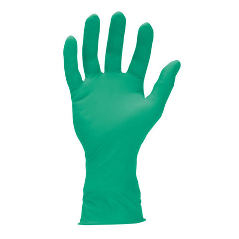 "Powerform S8 TrakTek Grip Nitirle 2 PLY 11"" Exam Gloves - Canada Gloves Direct"
