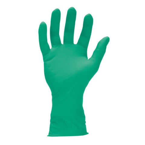 8mil green nitrile gloves
