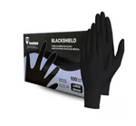Black Shield Nitrile 5mil Examination Gloves - Canada Gloves Direct
