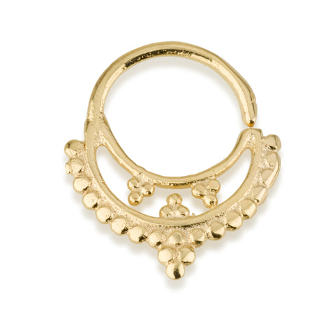 Shiva Septum Ring