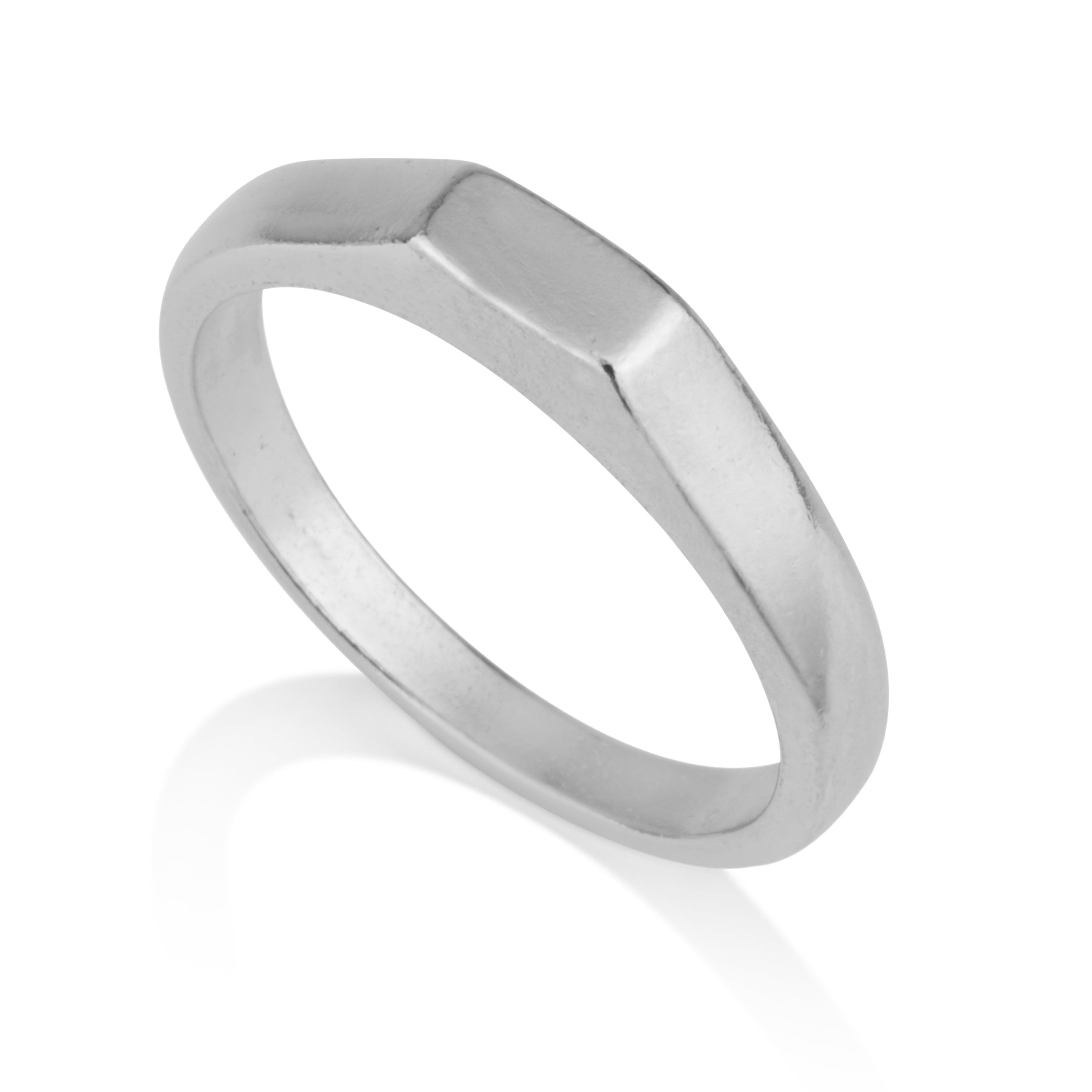 High Rectangle Ring
