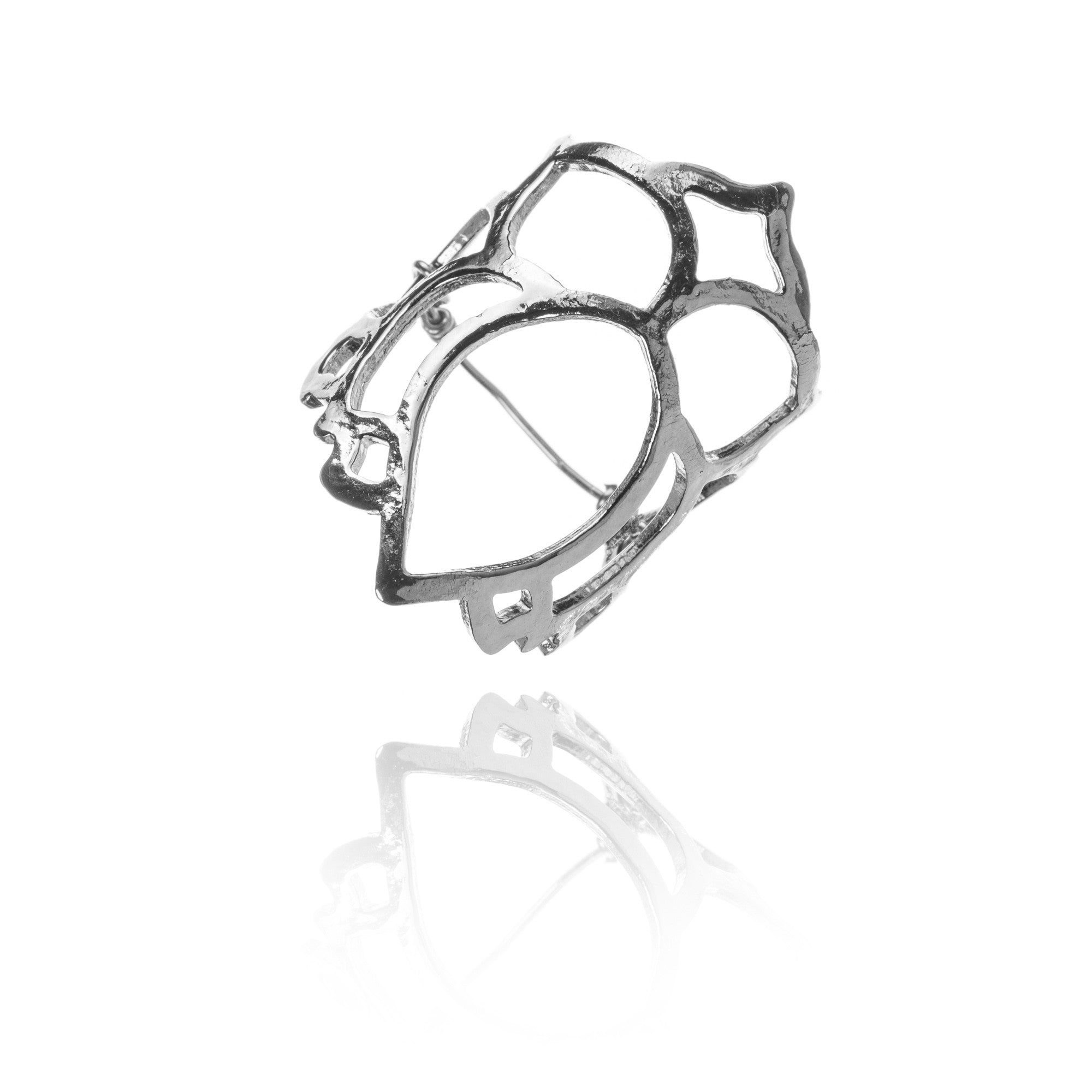 Handmade Lotus Ring