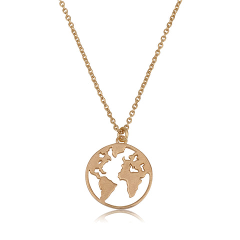 World With Romi Chain Necklace