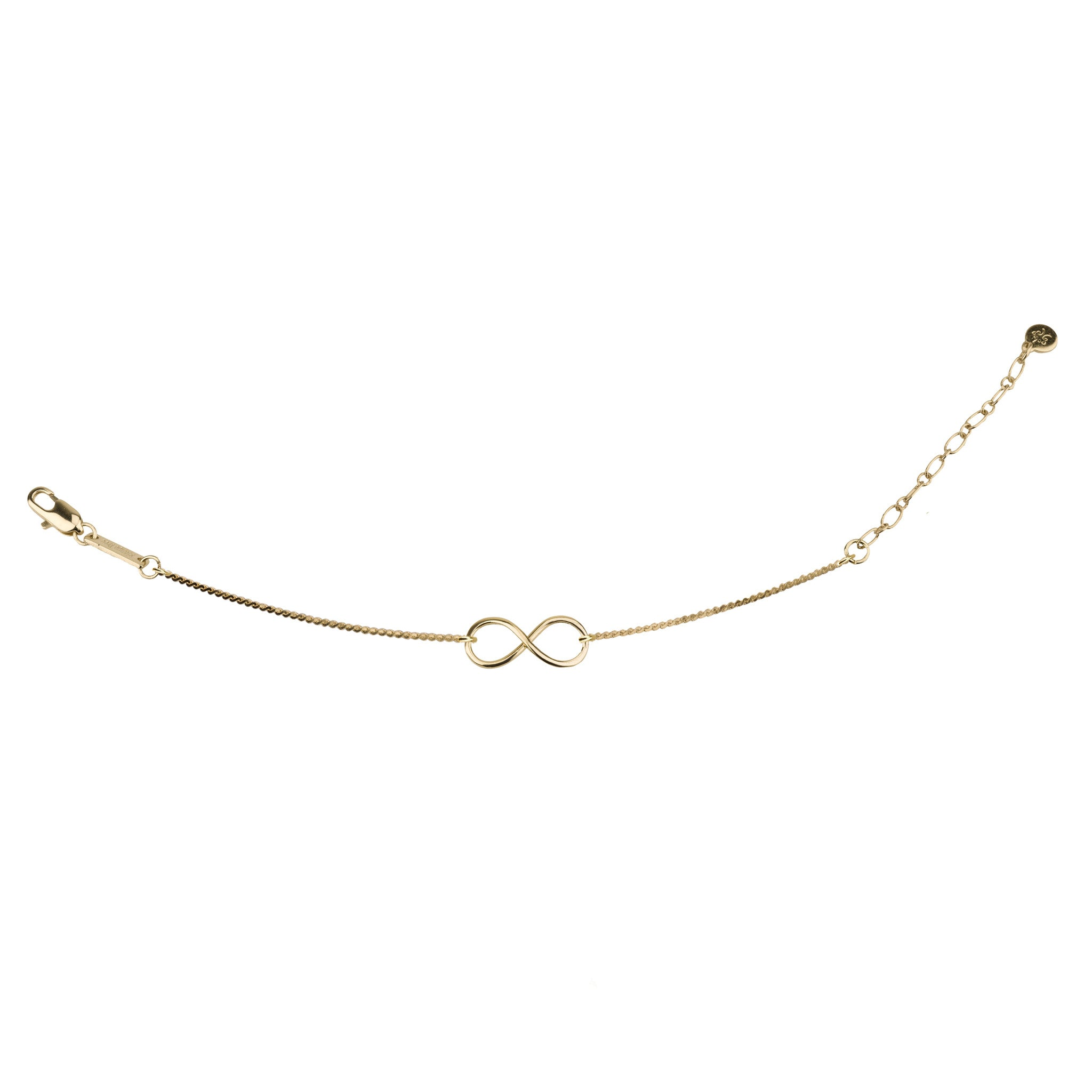 for handmade silver product montreal everyday infinity in bracelet gold