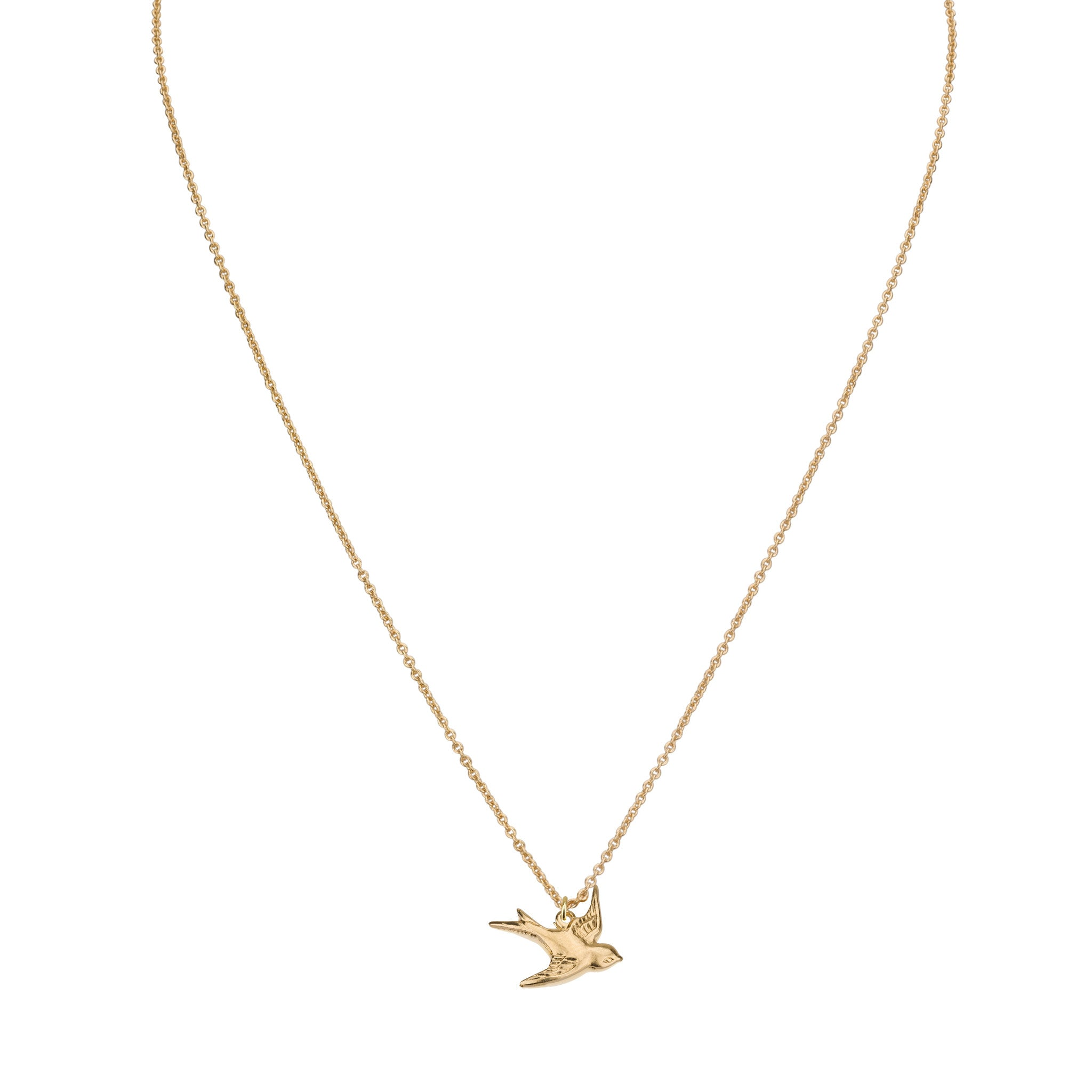 Necklaces - Bird & Helen Chain Necklace