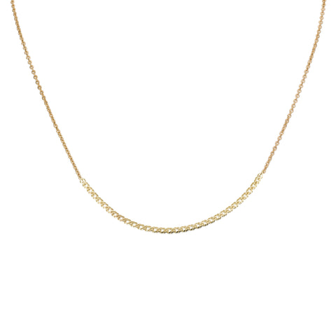 "Necklaces - Helen Chain & Gourmet "" Smile "" Necklace"