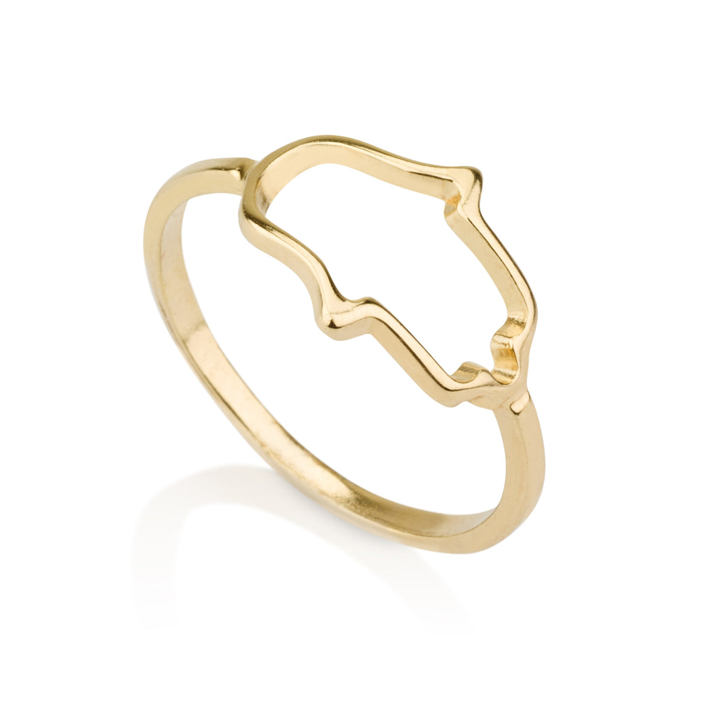 Rings - Chamsa Outline Ring