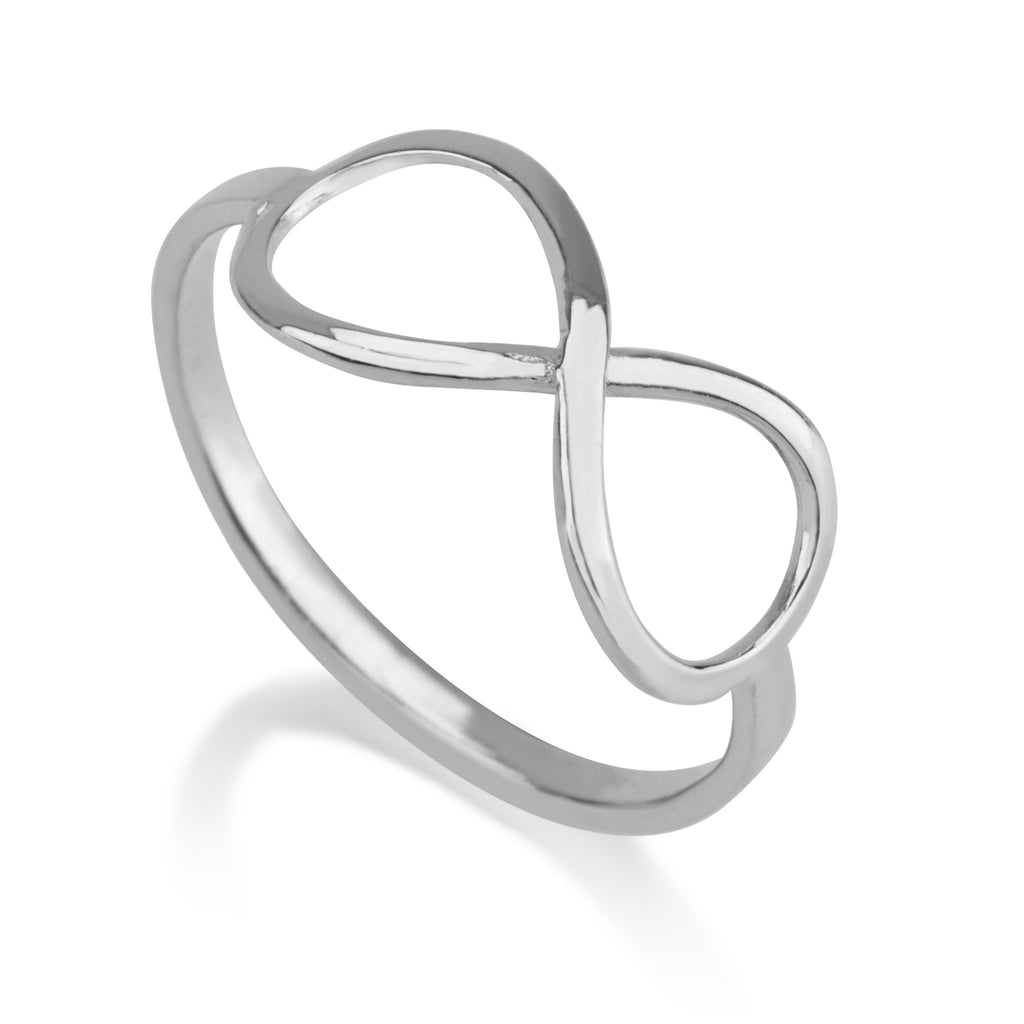 Rings - Delicate Infinity Ring