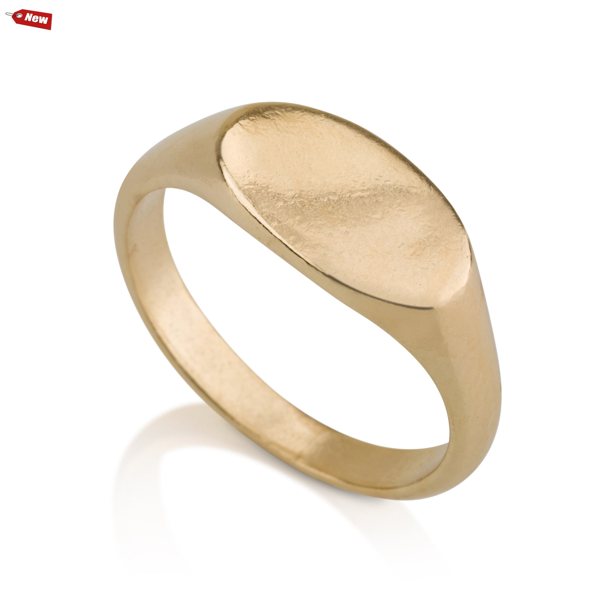 signet ring product gold rings toi et flower mg exclusive mimi