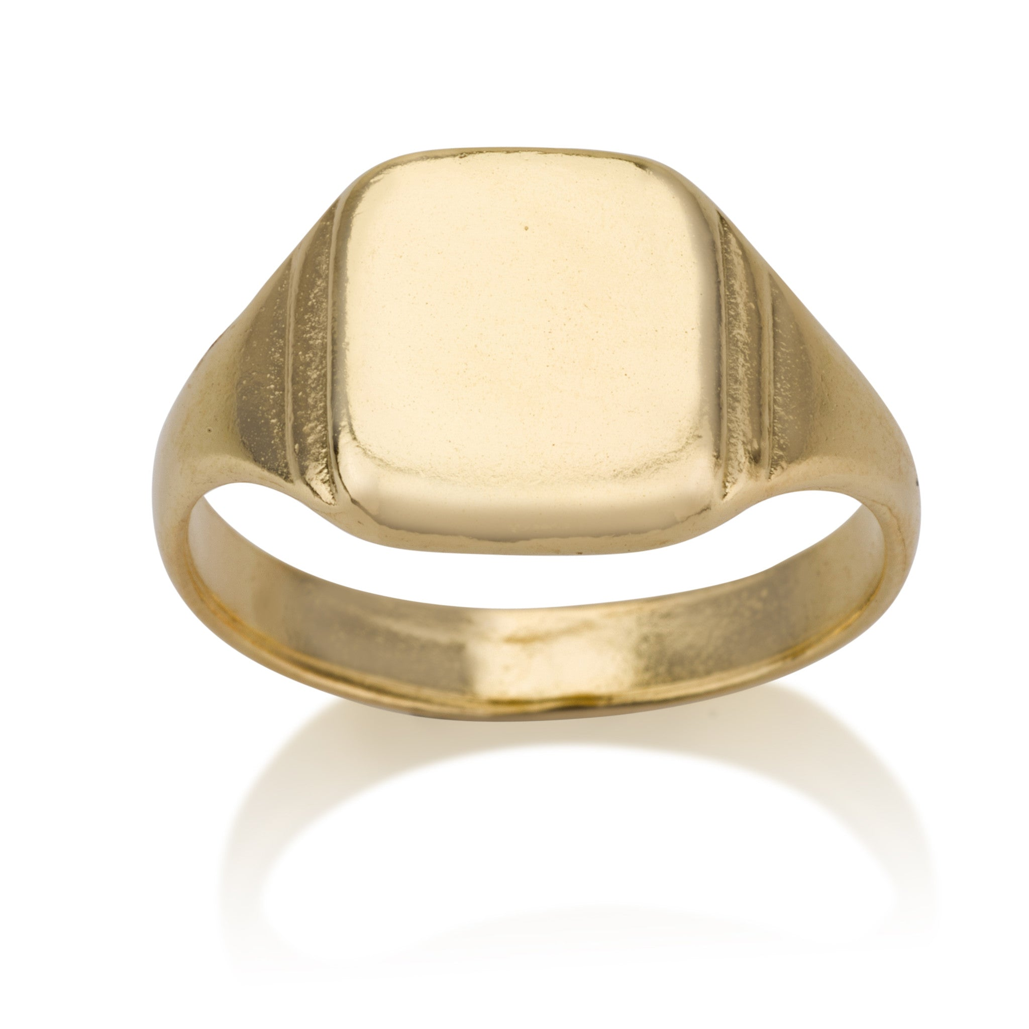 products ring signet rings shroom